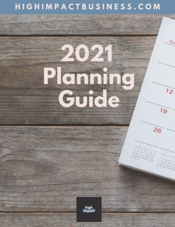 2021 Planning Guide